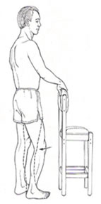 STANDING TERMINAL KNEE EXTENSION